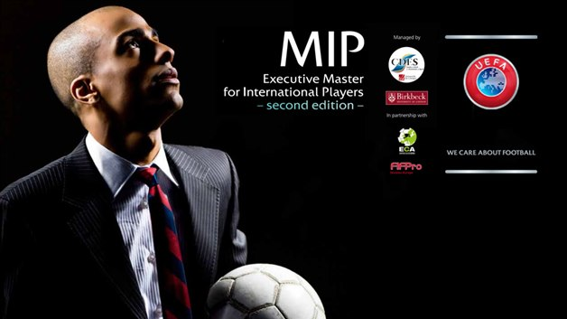 Executive Master for International Players