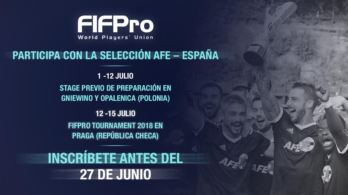 Torneo FIFPro 2018