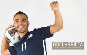 Odei Arrieta - The Soccer Player